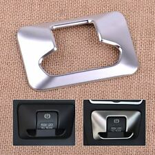 Electronic Handbrake Hand Brake Button Panel Trim Cover for Volvo XC60 V60 XC70