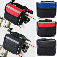 Bicycle Cycling Bike Frame Front Tube Waterproof Mobile Phone Bag Holder Fashion