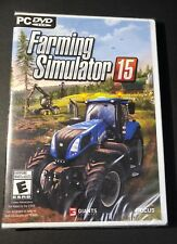Farming Simulator 15 (PC / DVD-ROM) NEW