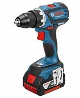 New Cordless Drill / Driver Bosch GSR 18 V-EC Professional Tool