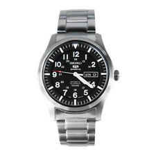 Seiko 5 Sports Steel Automatic 42mm Case Size Men's Watch SNZG13K1 RRP £229