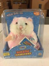 Webkinz Mazin' Hamsters Sweetie Soft Plush Animal With Online Code From Ganz