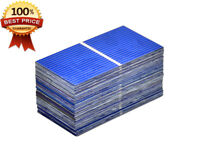 52x26mm Solar Cells 100Pcs DIY Solar Battery Charger Polycrystalline Solar Panel