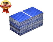 52x26mm Solar Cells 100Pcs DIY Solar Battery Charger Polycrystalline Solar Panel