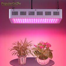 Populargrow 600w LED Grow Ligh Kit 9 Bands Commercial Medical Veg&Flower Lamp