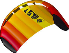 HQ Power Kite Symphony Beach III 1.3mtr Mango Ready 2 Fly Sport Kite