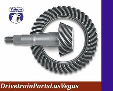 "Yukon Ring & Pinion gear set for  '09 & down Chrysler 9.25"" in a 4.56 ratio"