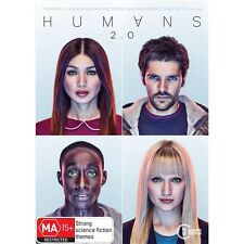 HUMANS-Series 2-Region 4-New AND Sealed-3 Disc Set-TV Series