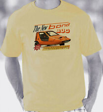 The 'New' Bond Bug 1970-1974 Retro Brochure Style T-Shirt