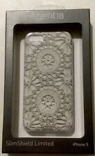 Agnet18 SlimShield Limited Case-Stevie-Crochet-White for iPhone SE/5s/5 P5SSL/94