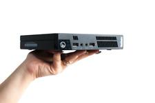 Lenovo ThinkCentre M72e Tiny i3-2120 USFF PC 4GB 500GB HDD
