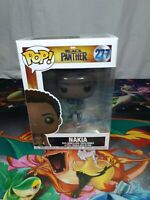 Marvel Black Panther Nakia #277 Pop Vinyl Bobble-Head Figure Funko Aus Seller