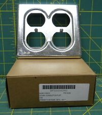 Conduit Outlet Cover P/N: S232 NSN: 5975-00-296-2862