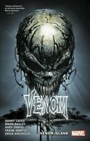 Venom 4 : Venom Island, Paperback by Cates, Donny; Bagley, Mark (ILT); Owens,...
