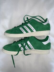 Adidas Human Made Campus Green Men's Size 10 Shoes Brand New