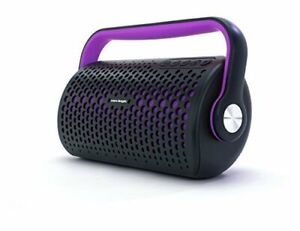 Zen Logic ZL-BBP Bluetooth Stereo Boombox for Universal/SmartPhones