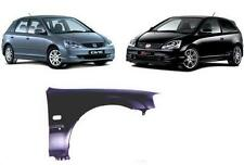 HONDA CIVIC 2001-2005 FRONT WING PAINTED ANY COLOUR RIGHT HAND O/S