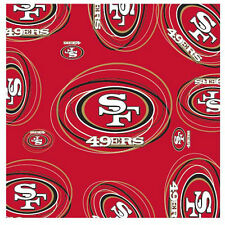 San Francisco 49ers Fashion Silky Head Scarf