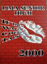 2000 LIMA SENIOR HIGH (OHIO) SPARTAN ECHO