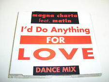 MAGNA CHARTA - I'D DO ANYTHING FOR LOVE / CD MAXI 1993