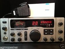 Galaxy DX2547 Base CB - PERFORMANCE TUNED + RECEIVE ENHANCED + FREQUENCY ALIGNED