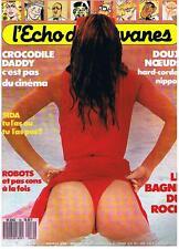 L'ECHO DES SAVANES NOUVELLE SERIE N° 49 1987 TRES BON ETAT