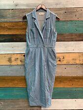 MPD Denim Dress With Pockets Size Small