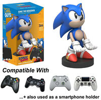 Cable Guys Sonic The Hedgehog Controller Smartphone Charging Cradle Holder Stand