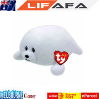 Brand New Kids Soft Baby Ty Tiny Robbe White Seal Toys Gift Item For Childrens