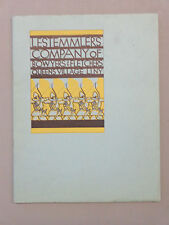 1930s Archery Catalog L E Stemmler's Company of Bowyers & Fletchers Price Sheets