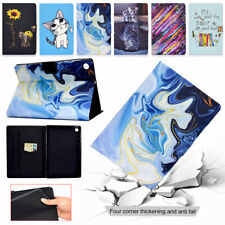 """For Lenovo Tab M10 FHD M10 Plus X606F 10.3"""" Smart Cover PU Leather Wallet Cases"""