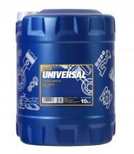 10 Liter Mannol Universal 15W-40 Motoröl für älter Fahrzeuge API SG / CD 15W40