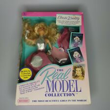 """1989 """"Barbie"""" Christie Brinkley Real Model Collection Authentic NIB Rough Box"""