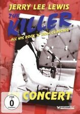 Jerry Lee Lewis - The Killer In Concert (NEW DVD)
