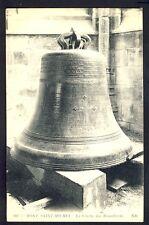 Carte Postale FRANCE 50 - MONT St MICHEL La CLOCHE des BROUILLARDS Fog Bells