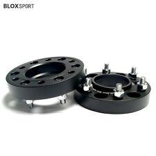 "(4) 1"" inch Hub Centric Wheel Spacers 6x5.5 for GMC Chevrolet Nissan Patrol Y62"