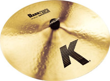 "Zildjian K0904 18"" K Dark Thin Crash"