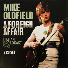 Mike Oldfield - A Foreign Affair - Double CD - NEW