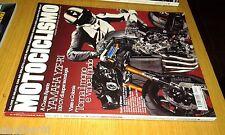 MOTOCICLISMO # 11-NOVEMBRE 2006-YAMAHA YZF R1-180 CV-APRILIA TUONO 1000R FACTORY