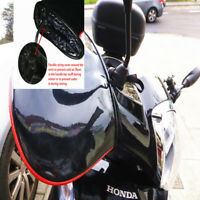 Waterproof Windproof Motorcycle Motorbike Handlebar Muffs Bar For Kawasaki ZX-6R