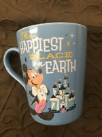 Disneyland 65th Anniversary Happiest Place on Earth Disney Mug Target Funko