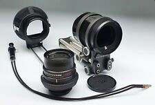 Hasselblad Carl ZEISS S-PLANAR 135/5,6 T + Bellows+Lens Hood+Double Click