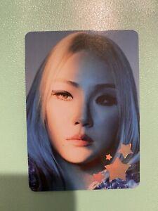 K*Bang Official 2ne1 CL Photocard Rare Holo
