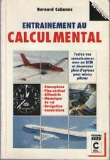 Entraînement au Calcul Mental : Aviation - Bernard Cabanes