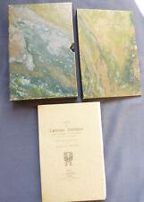 CHOIX DE LETTRES INTIMES D'UN EPICURIEN DU XVII ème Comte JEAN OXENSTIERN  1917