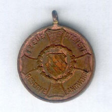 GERMANY, Bavaria. Miniature Territorial Army Long Service Award II class 1913-21