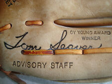 Vintage Tom Seaver Baseball Glove