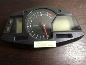 2007-2012 Honda Cbr600rr Speedo Tach Gauges Display Cluster Speedometer OEM 17k