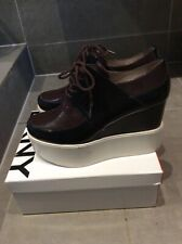 Dkny wedge shoes