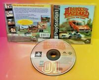 Dukes of Hazzard - Sony PlayStation 1 PS1 CIB Complete 1 Owner Near Mint Discs